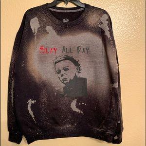 Slay all day sweatshirt